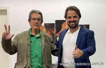MARABÁ: Toni Cunha se encontra com Roberto Jeferson e reafirma total oposição a Helder - Folha do Bico