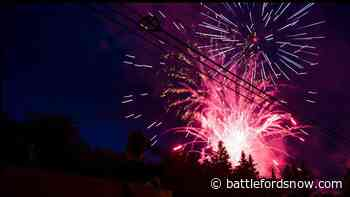City having fireworks display at King Hill on Canada Day - battlefordsNOW