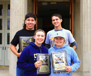 King City High School recognizes top student athletes - King City Rustler