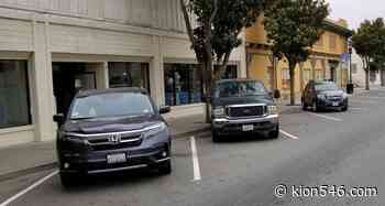 City Manager recommends not installing reverse diagonal parking in King City - KION
