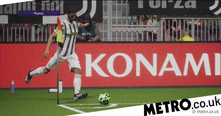 PES 2022 demo uses Unreal Engine – free to play now on PS4, PS5 and Xbox