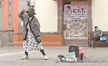El baile hace muy feliz a Guadalupe | El Universal - El Universal