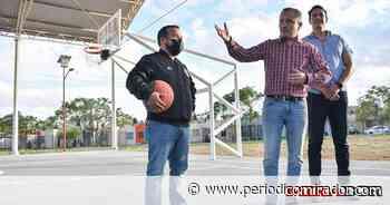Rehabilitan cancha deportiva en Villas de Guadalupe - Periódico Mirador