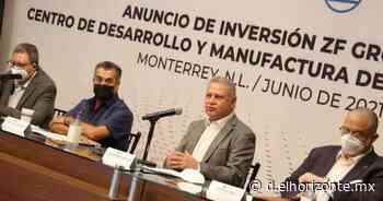 Llega a Guadalupe empresa que generará 800 nuevos empleos - El Horizonte