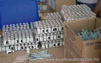 El viernes aplicarán segunda dosis en Zacatecas y Guadalupe - El Sol de Zacatecas