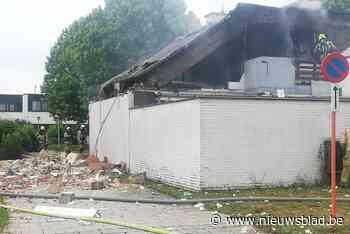 Halve woning ontploft in Zele: schade enorm, één dodelijk slachtoffer bevestigd