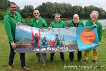Vlaanderen wandelt lokaal op De Rijdtmeersen