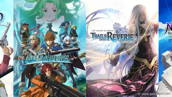 The Legend Of Heroes: Trails Games English Versions Leak
