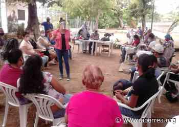 Miranda: Banmujer dictó taller a Unidades de Producción Familiar de Guarenas - Aporrea