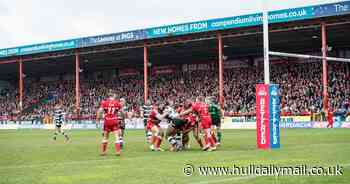 Hull derby rearranged after more positive coronavirus tests at Hull KR