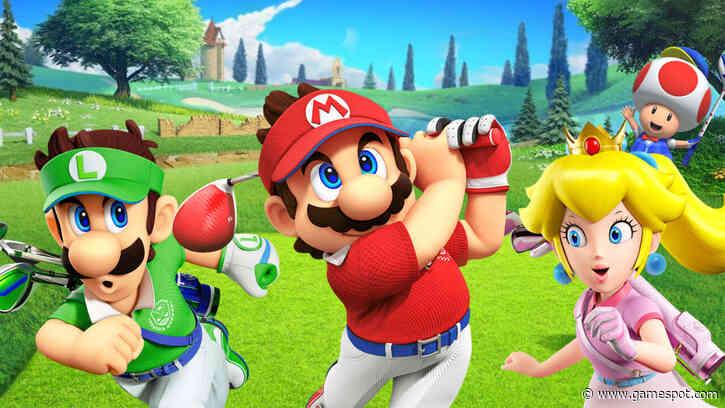 Mario Golf: Super Rush Review - Leisurely Chaos