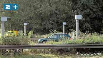 Dem EN-Kreis fehlen 500.000 Euro an Blitzer-Geldern - Westfalenpost