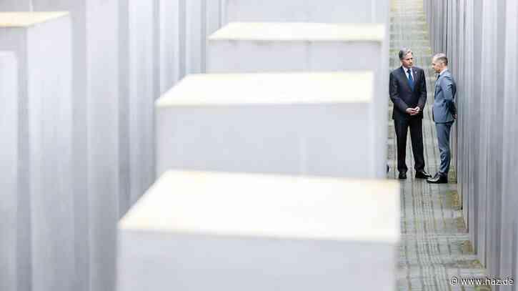 Deutschland und USAstarten Initiative gegen Holocaust-Leugnung