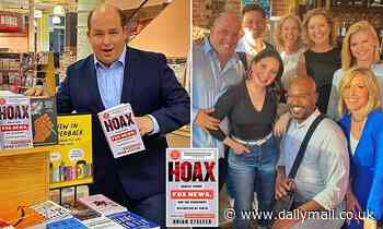 Brian Stelter's revised book 'Hoax' tanks with less than 2,000 copies sold in its first week