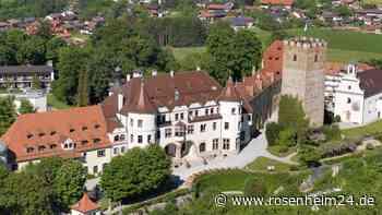 Corona-Ausbruch im Schloss Neubeuern: In zwei Fällen die ansteckende Delta-Variante nachgewiesen