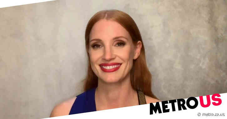 Jessica Chastain jokes she's 'f**king sick' of being mistaken for Bryce Dallas Howard in playful TikTok video