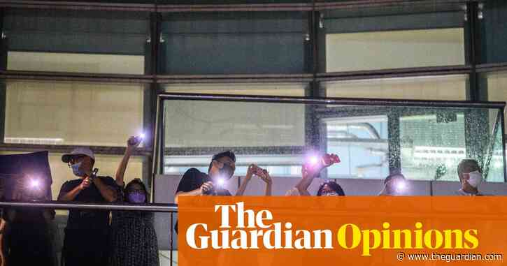 The closure of Apple Daily marks the start of a sinister new era for Hong Kong | Louisa Lim