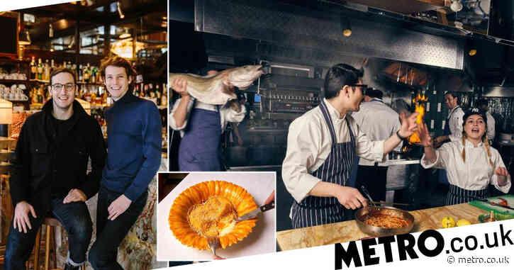 Man behind Gloria and Circolo Popolare reveals new restaurant and yep, it looks amazing