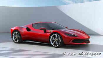 Ferrari 296 GTB new hybrid V6 sports car plugs you in to 819 horsepower