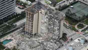 """Augenzeuge über Hochhauseinsturz in Miami: """"Wie nach einem Bombeneinschlag"""""""