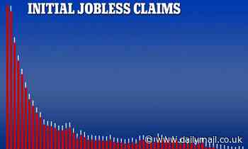 US jobless claims tick down to 411,000 as economy recovers