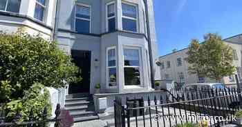 Couple take on mammoth project to transform run-down townhouse into dream home