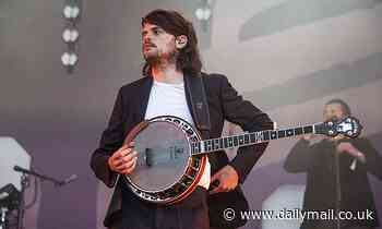 Winston Marshall QUITS Mumford and Sons five months after Twitter storm