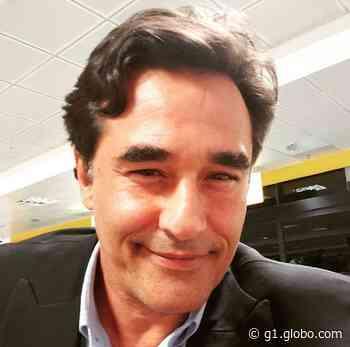 Luciano Szafir tem reinfecção de Covid e é internado - G1
