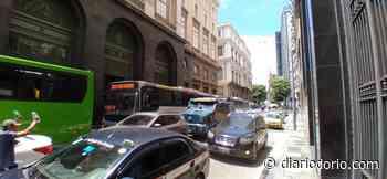 Rio de Janeiro registra alta de 21% na circulação de veículos em 1 mês - Diário do Rio de Janeiro