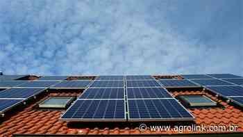 Produção própria de energia solar no Rio de Janeiro cresce 14% - Agrolink