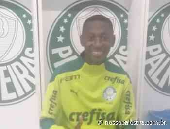 Palmeiras contrata revelação do São Cristóvão, do Rio de Janeiro - Nosso Palestra