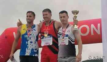 Athlétisme : un athlète de l'AS Tourlaville sur le podium du championnat de France de décathlon - La Presse de la Manche