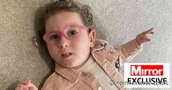 Mum's vital warning after 'common virus' leaves baby girl with brain damage