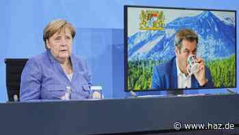 Kreise: Nächster Corona-Gipfel zwischen Merkel und Ministerpräsidenten am 25. August