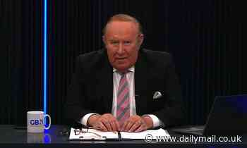 Andrew Neil celebrates GB News beating BBC and Sky audience figures