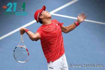 The 21 & Under Club in '21: Brandon Nakashima - Tennis Magazine