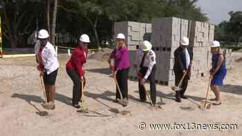 Work begins on new fire station to serve booming Brandon area - FOX 13 Tampa Bay