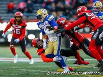 Injury concerns front-and-centre for stressed Bombers therapist - Goderich Signal Star
