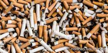 PF e MP fazem ação contra comércio ilegal de cigarros no Rio de Janeiro - UOL Notícias