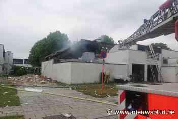 Man (44) om het leven gekomen na gasontploffing en brand<BR />