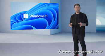 Microsoft officially announces Windows 11 as the next generation of Windows