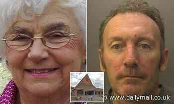 Reigate man Guy Unmack who murdered Rosemary Hill with a cricket bat is jailed for life