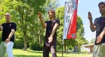 Karate-Tai-Chi am Quendelberg in Montabaur - WW-Kurier - Internetzeitung für den Westerwaldkreis