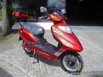 E-bike towed and impounded for 45 days after traffic violation