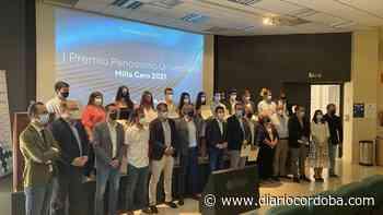 Loyola entrega I Premios de Periodismo Universitario 'Milla Cero' 2021 - Diario Córdoba