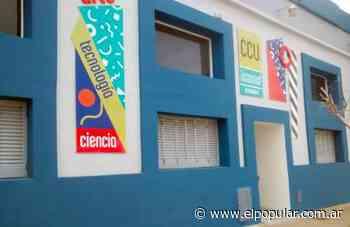 El Centro Cultural Universitario de Unicen, nueva posta de vacunación contra el Covid - El Popular