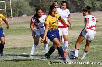 Se realiza en la UA de C el Campeonato Nacional Universitario de Fútbol 2021 - El Heraldo de Saltillo