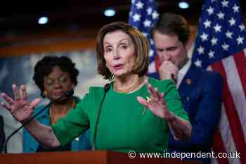 Nancy Pelosi announces select committee to investigate Capitol attack