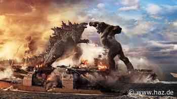 """Muskelmonster: """"Godzilla vs. Kong"""" lässt die Kinos erzittern"""