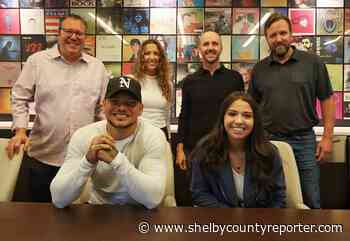 Songwriter, Pelham native Taylor signs publishing deal - Shelby County Reporter - Shelby County Reporter